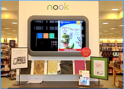 Barnes-and-Noble-InStore-Promo-Dinas-Tea-Time